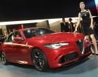 Alfa Romeo Giulia auf der IAA 2015