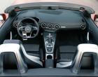 Audi TT Roadster, Innenraum