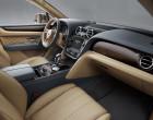 Bentley Bentayga, Armaturenbrett