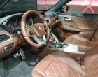 Borgward BX7, Innenraum