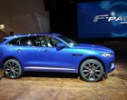 Crossover Jaguar F-Pace