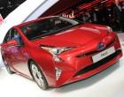 Der neue Toyota Prius auf der IAA Frankfurt 2015