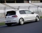 Fahraufnahme VW Golf GTI Clubsport