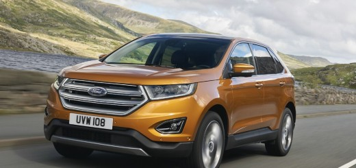 Ford Edge Europa-Version