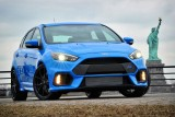 NEW YORK CITY, NY., April 2, 2015 -- The all-new 2016 Ford Focus RS stops by iconic New York City landmarks as it arrives on U.S. soil for the 2015 New York International Auto Show.
