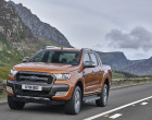 Ford Ranger 2016, Fahraufnahme, Front
