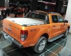 Ford Ranger auf der Frankfurter IAA (2015)