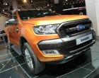 Ford Ranger auf der IAA 2015