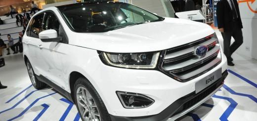 Ford-SUV Edge auf der IAA 2015