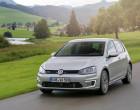 Hybridfahrzeug Volkswagen Golf GTE
