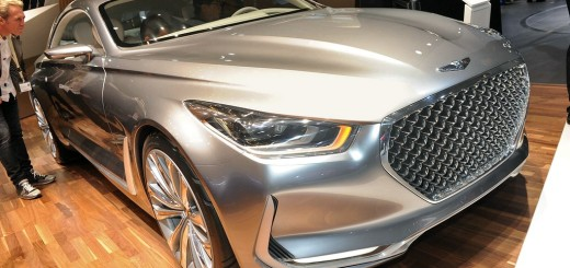 Hyundai Konzeptcoupé Vision G