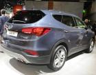 Hyundai Santa Fe Facelift auf der IAA 2015