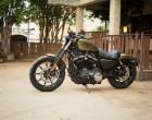 Iron 883 von Harley-Davidson