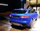 Jaguar F-Pace, Heckansicht