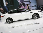 Kia Optima Facelift 2016