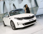Kia Optima Facelift-Modell 2016