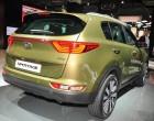 Kompakt-SUV Kia Sportage - IAA 2015