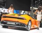 Lamborghini Huracan Spyder auf der IAA 2015