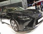 Lexus GS 250h auf der 2015 IAA