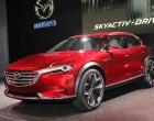 Mazdas Konzept-SUV Koeru