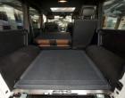 Mercedes-AMG G63 Edition 463, Ladefläche