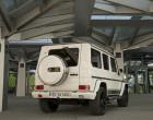 Mercedes-AMG G63 Edition 463, Standaufnahme