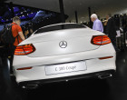 Mercedes-Benz C-Klasse Coupé, Heck