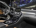 Mercedes-Benz C-Klasse Coupé, Innenraum