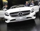 Mercedes-Benz S-Klasse Cabriolet, Kühlergrill