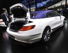 Mercedes-Benz S-Klasse Cabriolet, Kofferraum