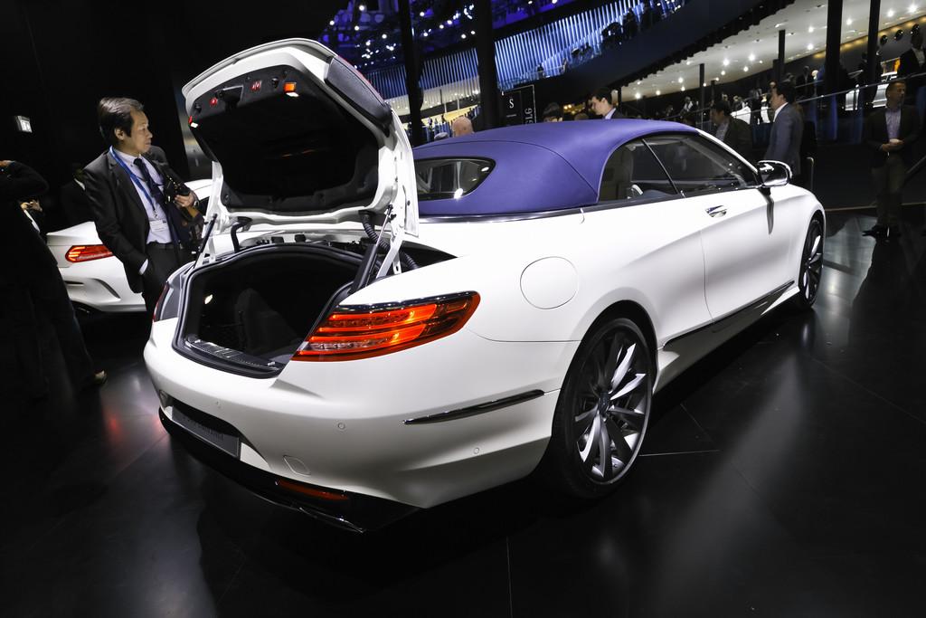 Mercedes Slc S Cabriolet