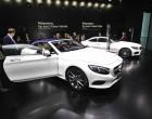 Mercedes-Benz S-Klasse Cabriolet auf der IAA 2015