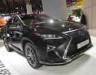 Neuer Lexus RX 450h auf der IAA 2015