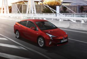 Neuer Toyota Prius 4te Generation