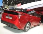 Neuer Toyota Prius auf der Frankfurter IAA (2015)