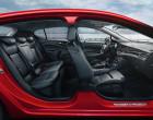 Opel Astra 2015, Sitze