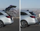 Opel Astra Sports Tourer, Beladen