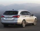 Opel Astra Sports Tourer, Rückansicht