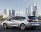 Opel Astra Sports Tourer, Standaufnahme