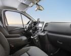 Opel Vivaro Surf Concept, Armaturenbrett