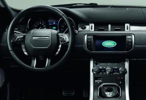 Range Rover Evoque Modell 2016, Cockpit