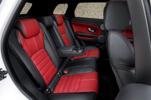 Range Rover Evoque Modell 2016, Fond