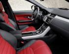 Range Rover Evoque Modell 2016, Vordersitze