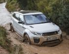Range Rover Evoque Modelljahr 2016