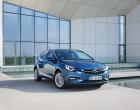 Standaufnahme Opel Astra 2015