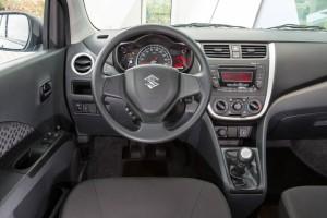 Suzuki Celerio Cockpit