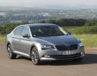 Testwagen Skoda Superb 1,4 TSI