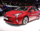Toyota Prius auf Messe