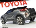 Toyota Studie C-HR