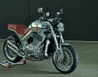 VR6 Silver Edition von Horex